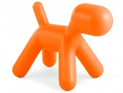 Bild von Stuhl-Design Kinder Stuhl Puppy Medium - Orange
