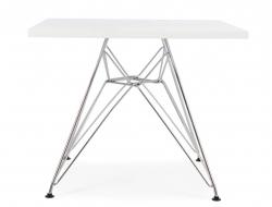 Bild von Stuhl-Design Kinder Tisch Eames Eiffel - Weiß