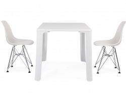 Bild von Stuhl-Design Kinder Tisch Jasmine - 2 DSR Stühle