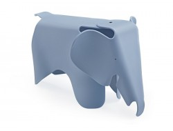 Bild von Stuhl-Design Kinderstuhl Elefant - Blau