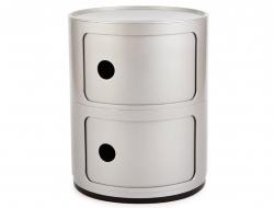Bild von Stuhl-Design Klassisch Componibili 2 - Silber