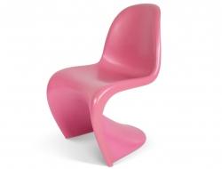 Bild von Stuhl-Design Panton Stuhl - Rosa