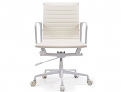 Bild von Stuhl-Design Stuhl EA117 Spezialedition - Weiß