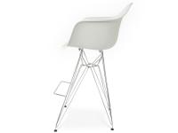 Bild von Stuhl-Design Barstuhl DAR - Weiß