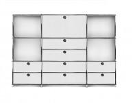Bild von Stuhl-Design Büromöbel - AMC33-04 Weiß