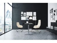 Bild von Stuhl-Design Bürostuhl Ergonomic YM-H-129B - Schwarz