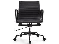 Bild von Stuhl-Design COSY Bürostühle 117 Spezialedition - Schwarz