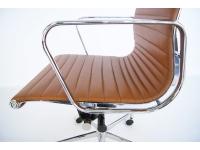 Bild von Stuhl-Design COSY Bürostühle 117 - Karamell