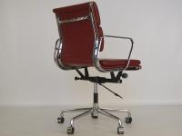 Bild von Stuhl-Design COSY Bürostühle 217 - Dunkelrot
