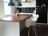 Bild von Stuhl-Design DAB Barstuhl in Weiß als Reproduktion – erstklassige Qualität, attraktive Preise