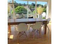 Bild von Stuhl-Design DAW Eames Stuhl in Weiß – ein Klassiker zu günstigen Preisen
