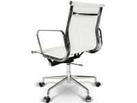 Bild von Stuhl-Design Eames Alu EA117 - Weiß