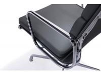 Bild von Stuhl-Design Eames Soft Pad EA208 - Grau