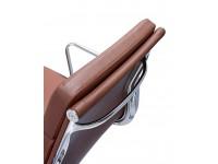 Bild von Stuhl-Design Eames Soft Pad EA217 - Cognac