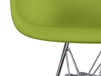 Bild von Stuhl-Design Kinder Stuhl Eames DAR - Grün