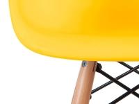 Bild von Stuhl-Design Kinder Stuhl Eames DAW - Gelb