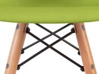 Bild von Stuhl-Design Kinder Stuhl Eames DAW - Grün