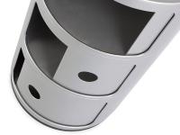 Bild von Stuhl-Design Klassisch Componibili 3 - Silber