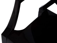 Bild von Stuhl-Design Stuhl Louis Ghost- Schwarz