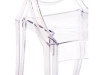 Bild von Stuhl-Design Stuhl Victoria Ghost- Transparent