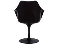 Bild von Stuhl-Design Tulip Sessel Saarinen - Schwarz