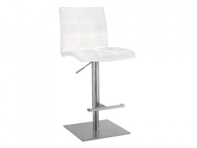 Bild von Stuhl-Design Barstuhl Deco10 - Weiß
