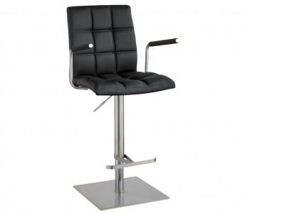 Bild von Stuhl-Design Barstuhl Deco20 - Schwarz