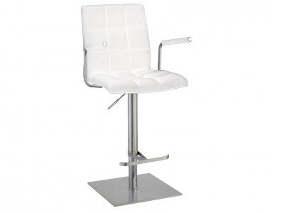 Bild von Stuhl-Design Barstuhl Deco20 - Weiß