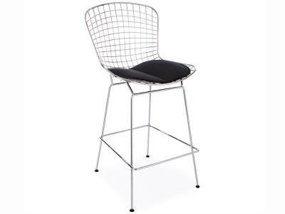Bild von Stuhl-Design Bertoia Wire Bar Hocker