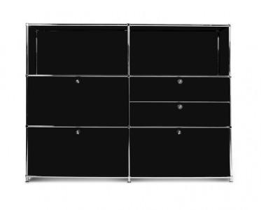 Bild von Stuhl-Design Büromöbel - Amc32-01 Schwarz