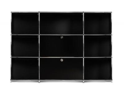 Bild von Stuhl-Design Büromöbel - AMC33-01 Schwarz