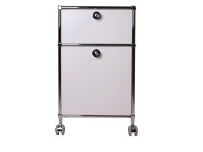 Bild von Stuhl-Design Büromöbel -  AMMP201 Weiß