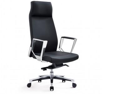 Bild von Stuhl-Design Bürostuhl Ergonomic DEH-01 - Schwarz