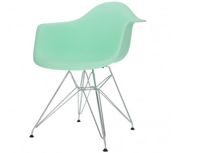 Bild von Stuhl-Design DAR Stuhl - Minzgrün