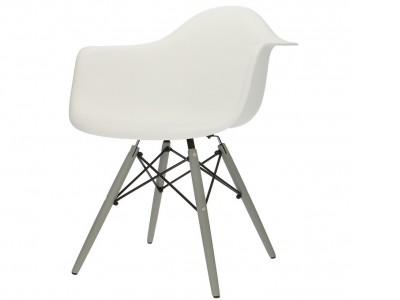 Bild von Stuhl-Design DAW Eames Stuhl - Weiß