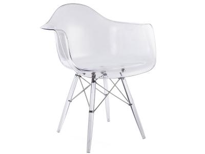 Bild von Stuhl-Design DAW Stuhl All Ghost - Durchsichtig