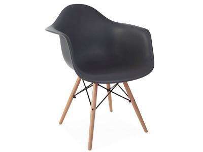 Bild von Stuhl-Design DAW Stuhl - Anthrazit