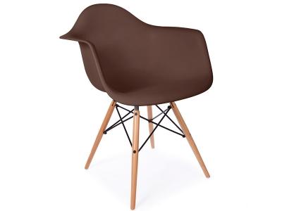 Bild von Stuhl-Design DAW Stuhl - Kaffee