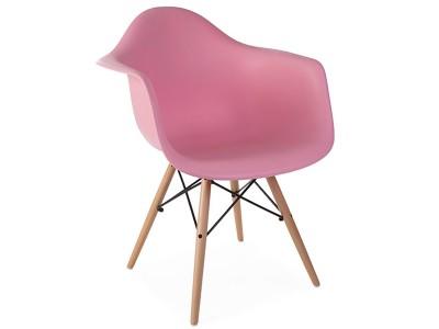 Bild von Stuhl-Design DAW Stuhl - Rosa