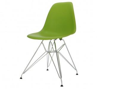 Bild von Stuhl-Design DSR Stuhl - Apfelgrün