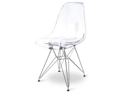 Bild von Stuhl-Design DSR Stuhl - Durchsichtig