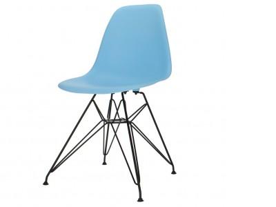 Bild von Stuhl-Design DSR Stuhl - Hellblau