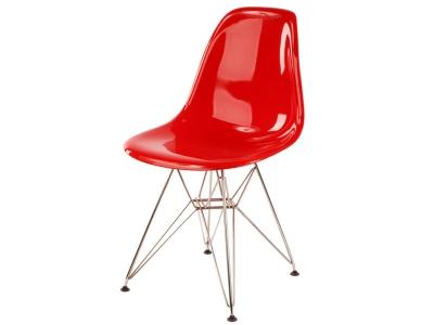 Bild von Stuhl-Design  DSR Stuhl - Rot Glänzend