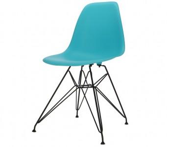 Bild von Stuhl-Design DSR Stuhl - Türkis