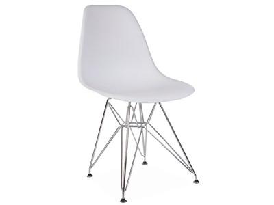Bild von Stuhl-Design DSR Stuhl - Weiß
