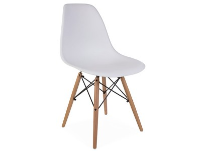 Bild von Stuhl-Design DSW Eames Stuhl - Weiß