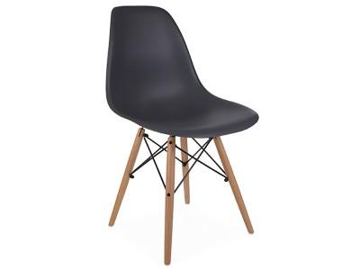 Bild von Stuhl-Design DSW Stuhl - Anthrazit