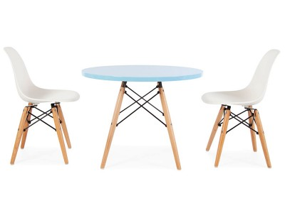 elefant eames wei. Black Bedroom Furniture Sets. Home Design Ideas