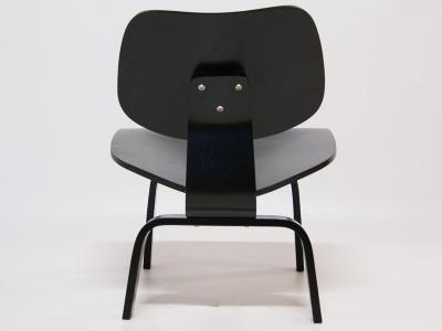 Bild von stuhl design eames lcw stuhl schwarz