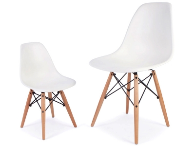 Kinder tisch eames wei for Design stuhl eames
